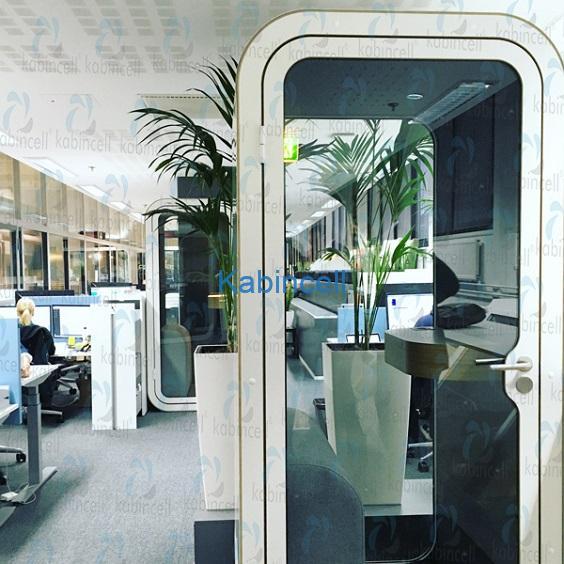 kabincell tekli telefon görüşme kabini 4