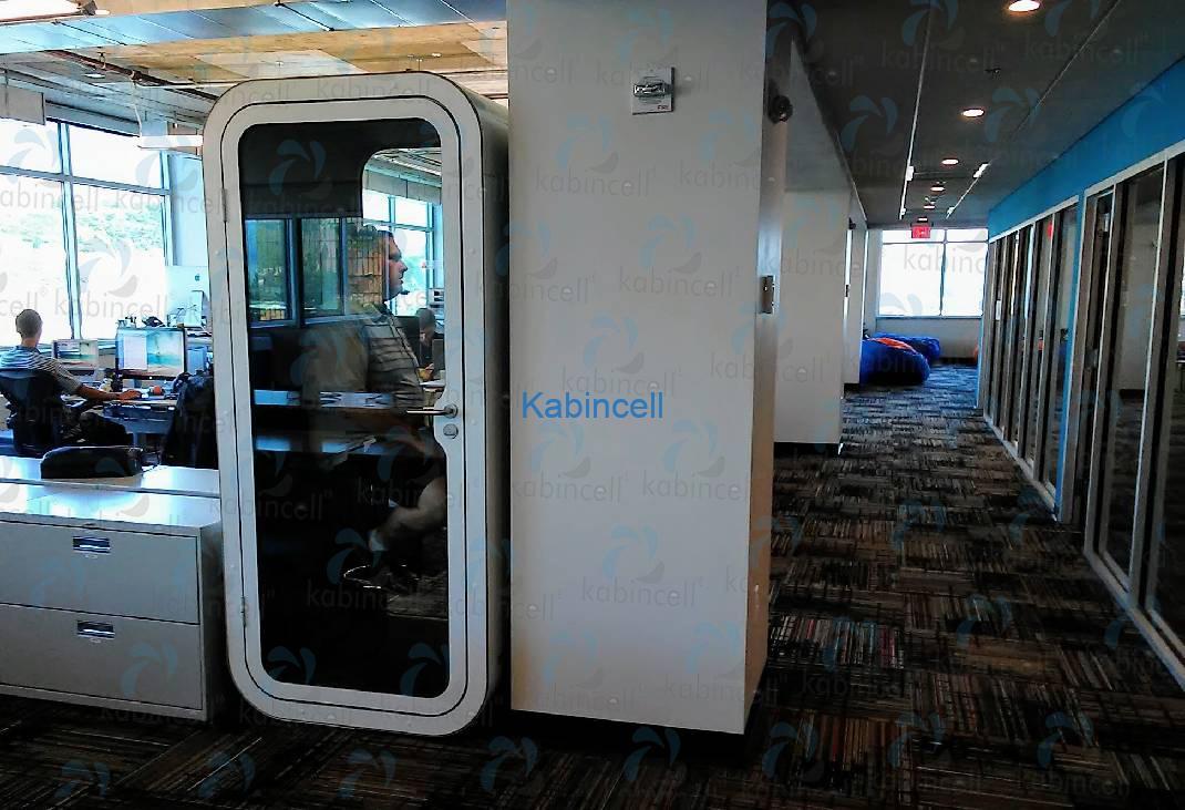kabincell tekli telefon görüşme kabini 3