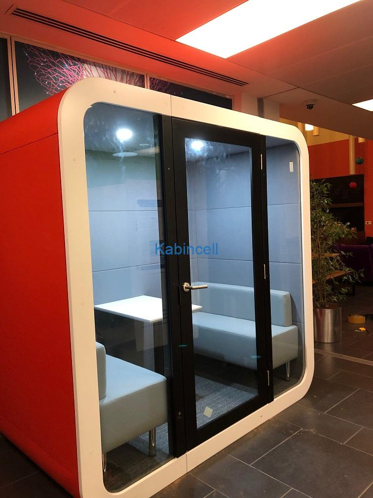 Kabincell Offices Meeting Pod