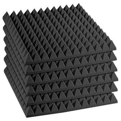 Akustik Piramit Sünger 40 MM