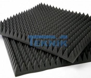 Akustik Piramit Sünger 50 MM