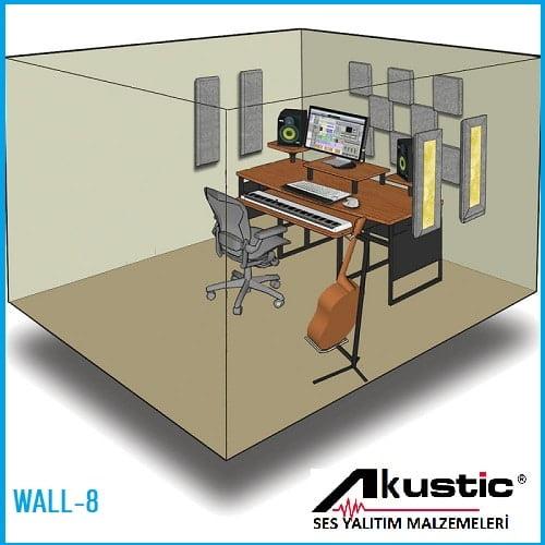 Akustik Oda Kiti Wall 8