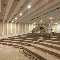 Konferans Salonu Akustik Kaplama