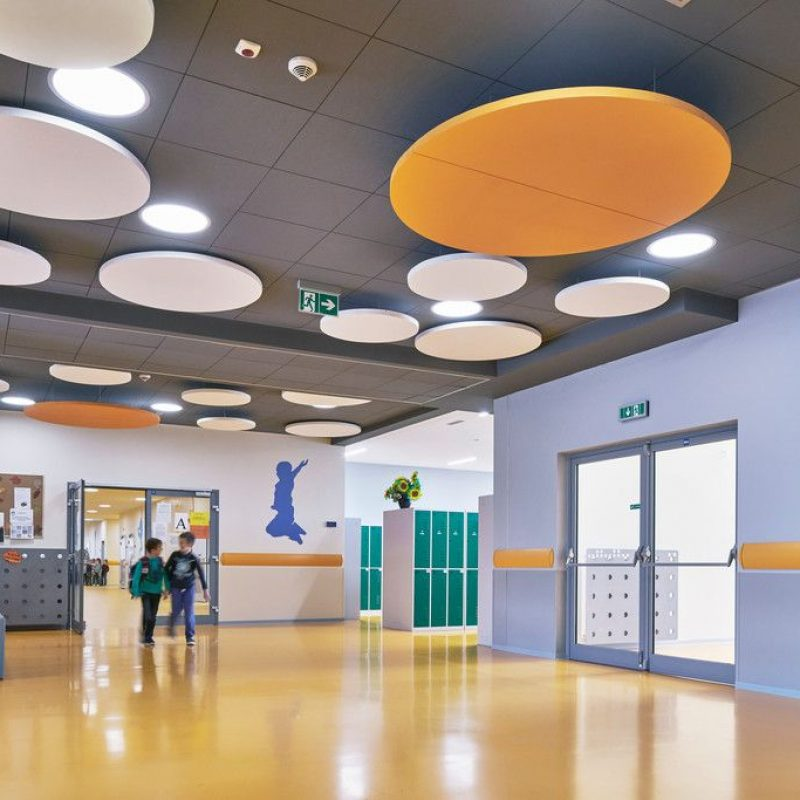 circular-acoustic-ceiling-panel