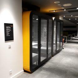 Kabincell ofis akustik telefon kabinleri phone booth offices meeting
