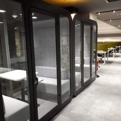 Kabincell ofis akustik telefon kabinleri phone booth offices meeting 12