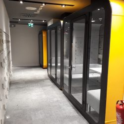 Kabincell ofis akustik telefon kabinleri phone booth offices meeting 2