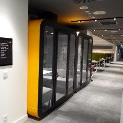 Kabincell ofis akustik telefon kabinleri phone booth offices meeting 4